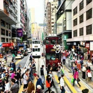 hong-kong-tram-street