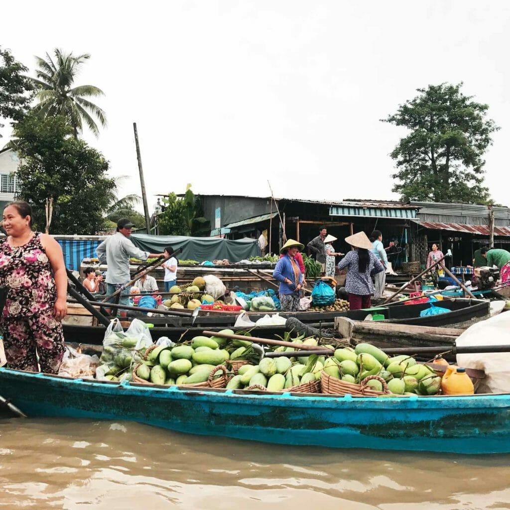 Cai Rang Bootfruithandel