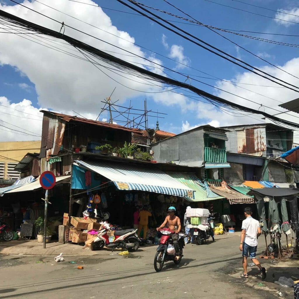 Ronde Markt Saigon 2