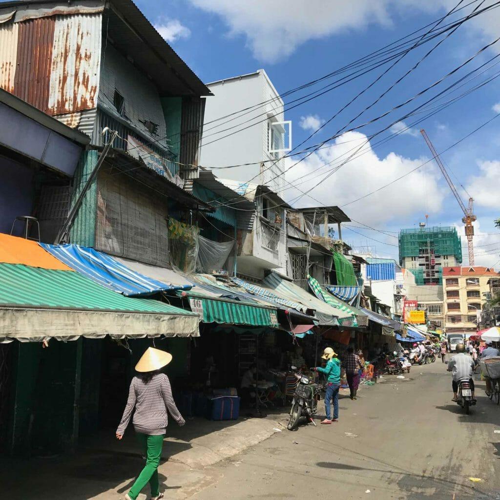 Ronde Markt Saigon 1