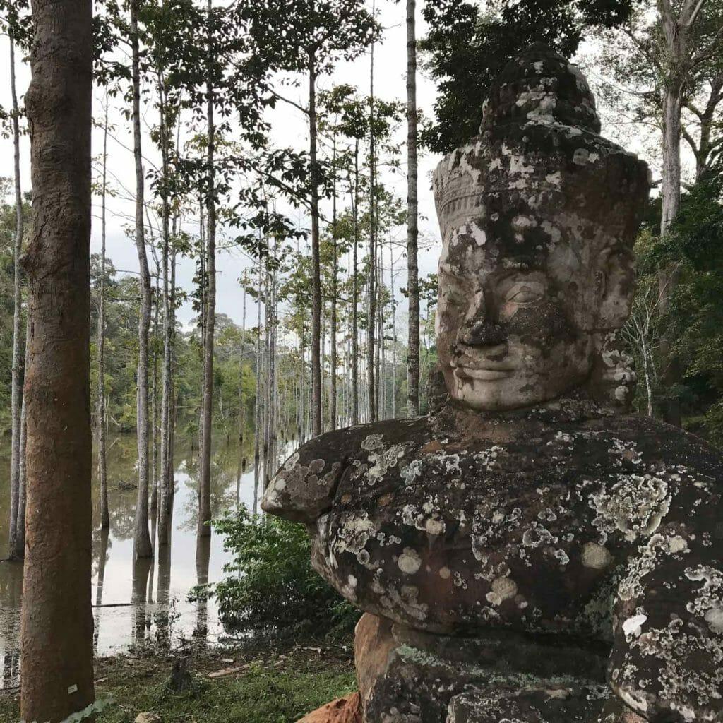 angkor-wat-hoofd-bos