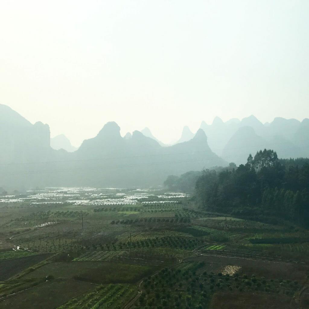china-view
