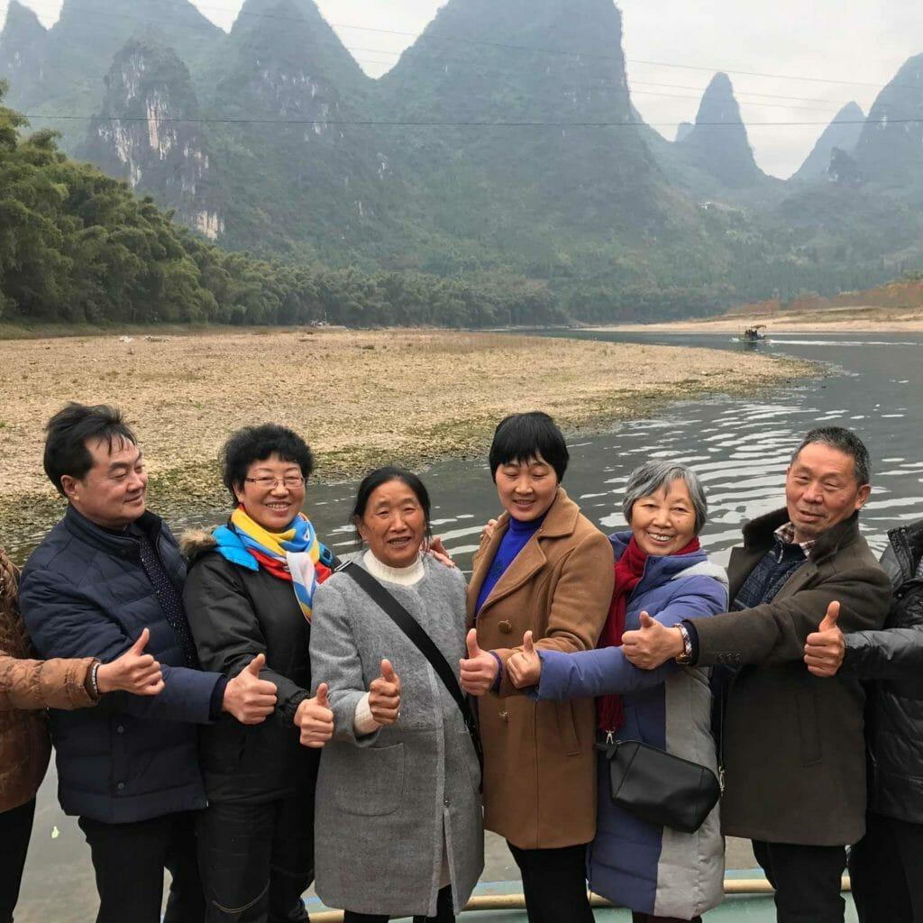 Guillin-Groepje-Chinezen