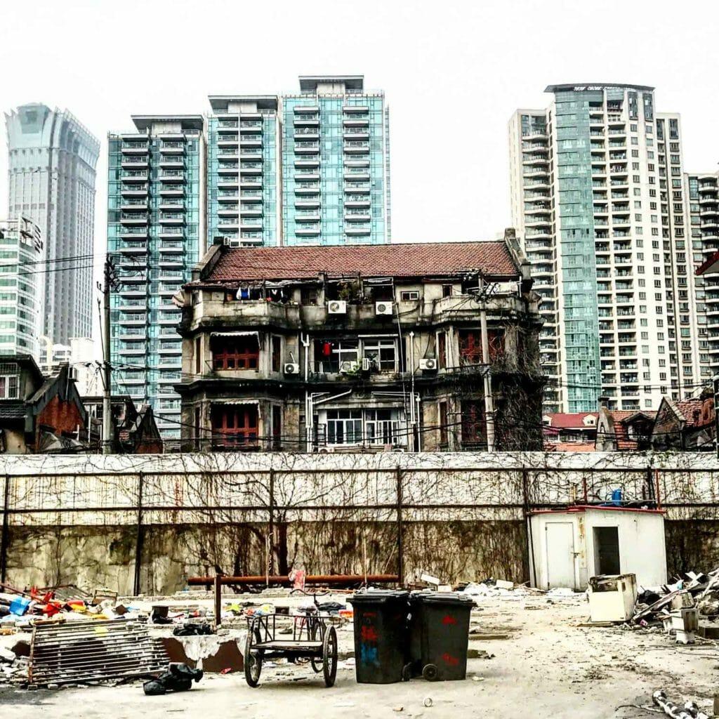 Shanghai-Contrats