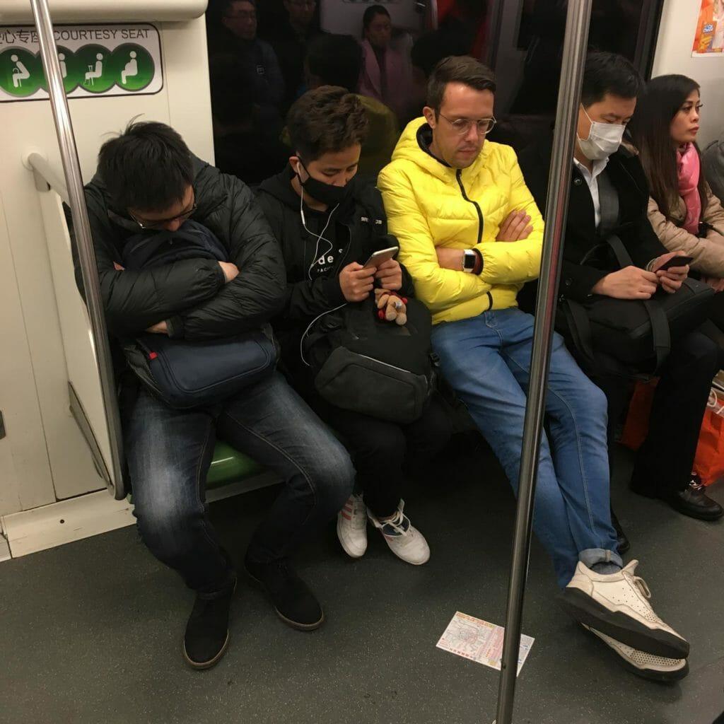 Shanghai-Metro-Tim