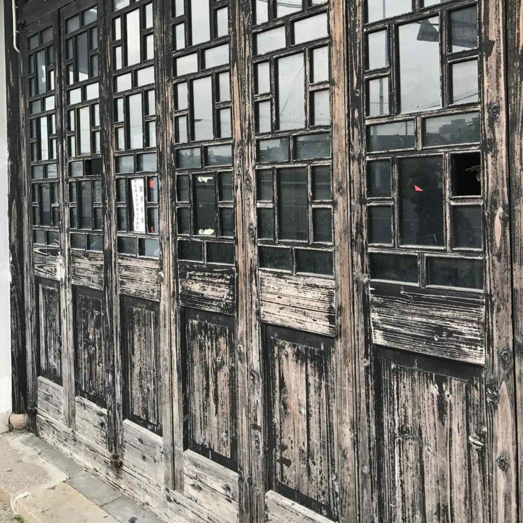 Shanghai-Oude-Deur