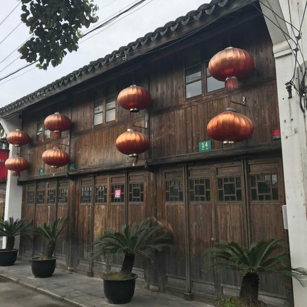 Shanghai-Oude-Gebouwen