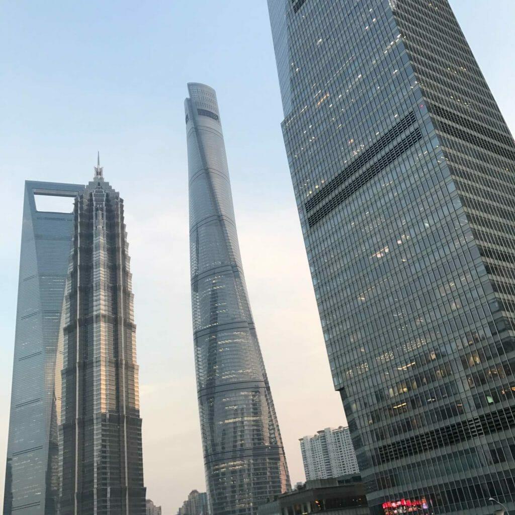 Shanghai-Torens