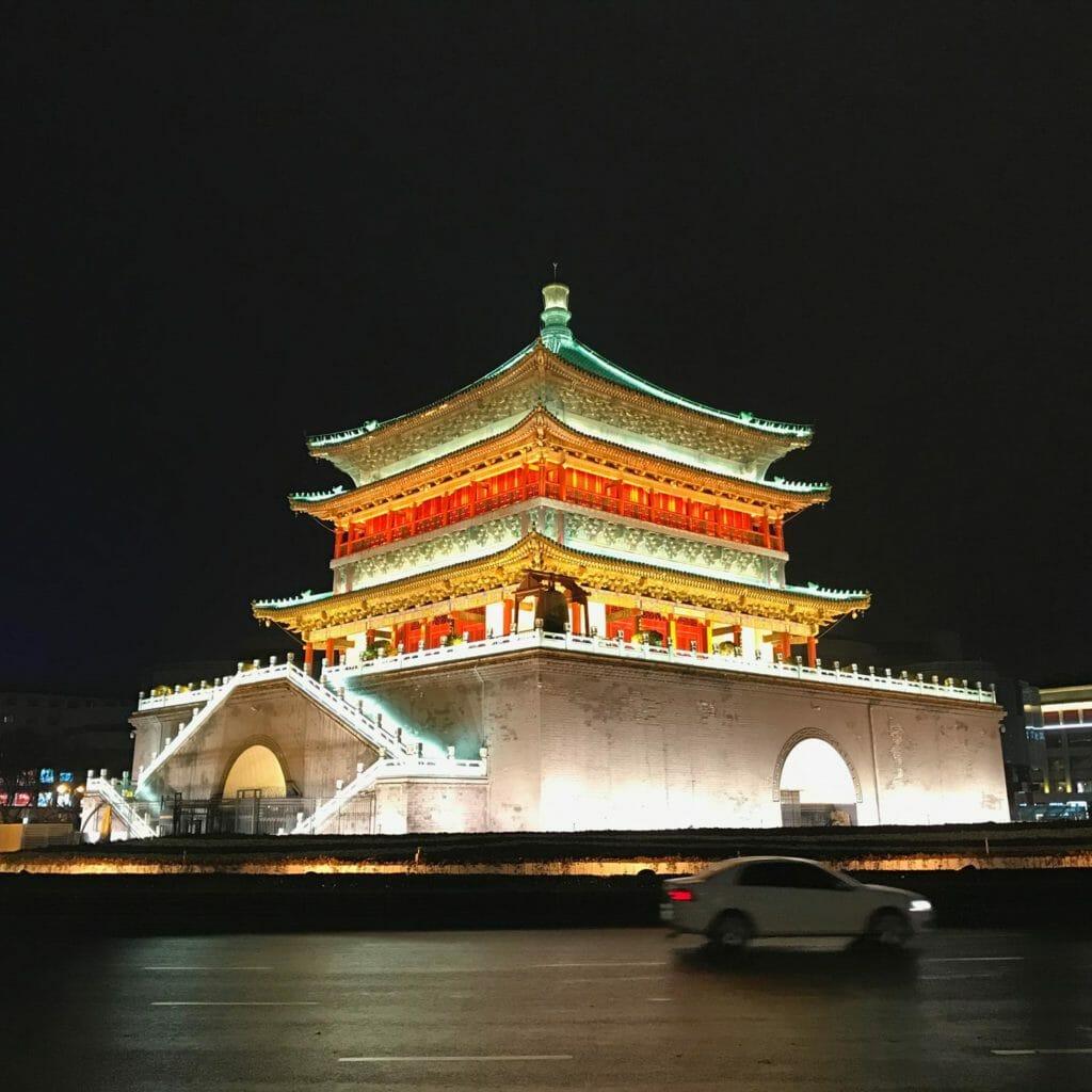 Xian-Bell-Tower