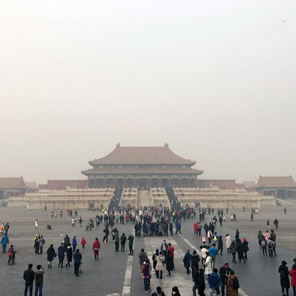 Beijing-Verbodenstad-overzicht