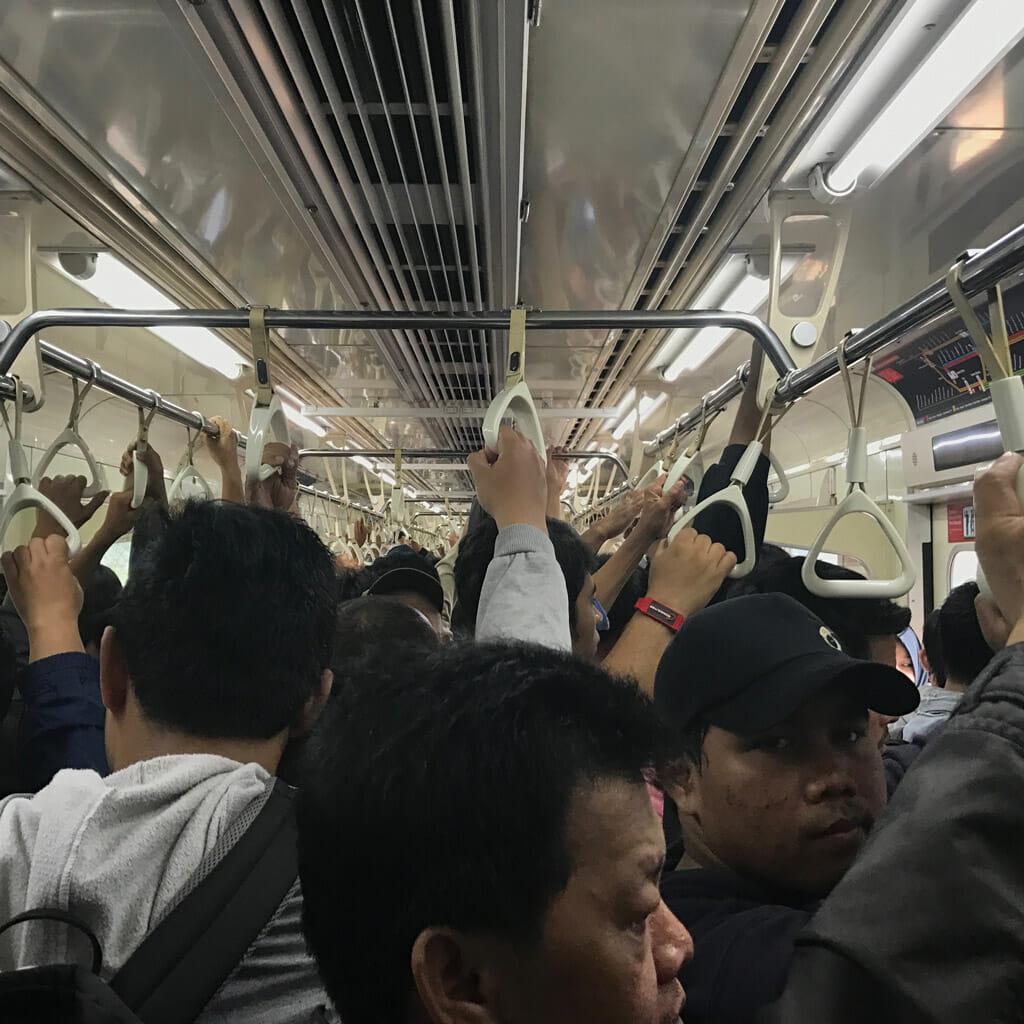 Jakarta-In-Train