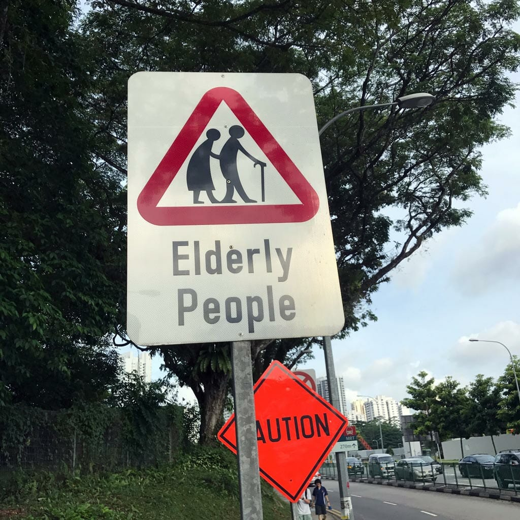 Singapore-Road-Signs