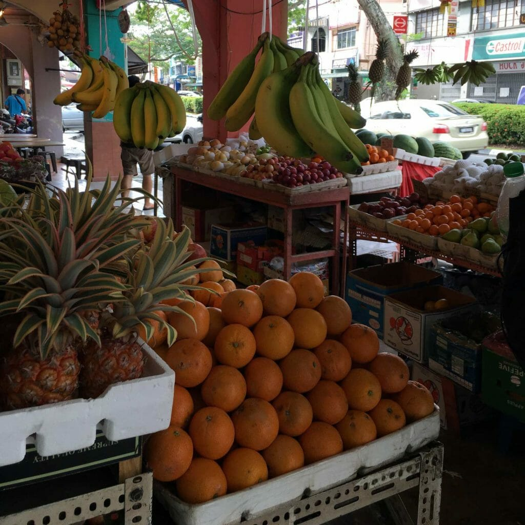 Kuching-Fruit