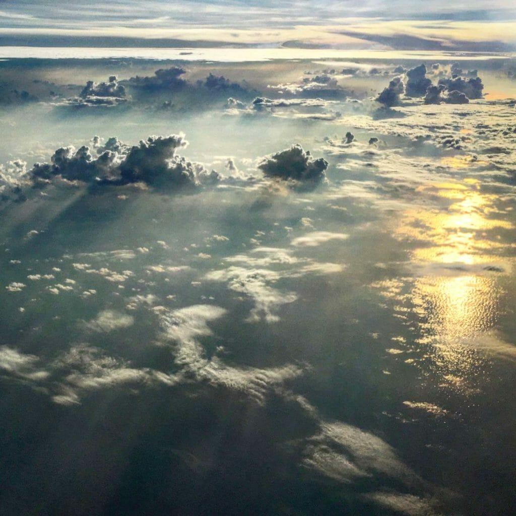 Jakarta-Vliegtuig