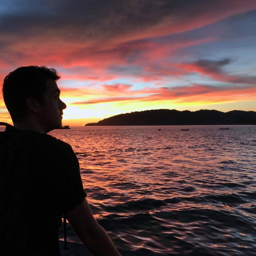 Kota Kinabalu-Sunset-Michel