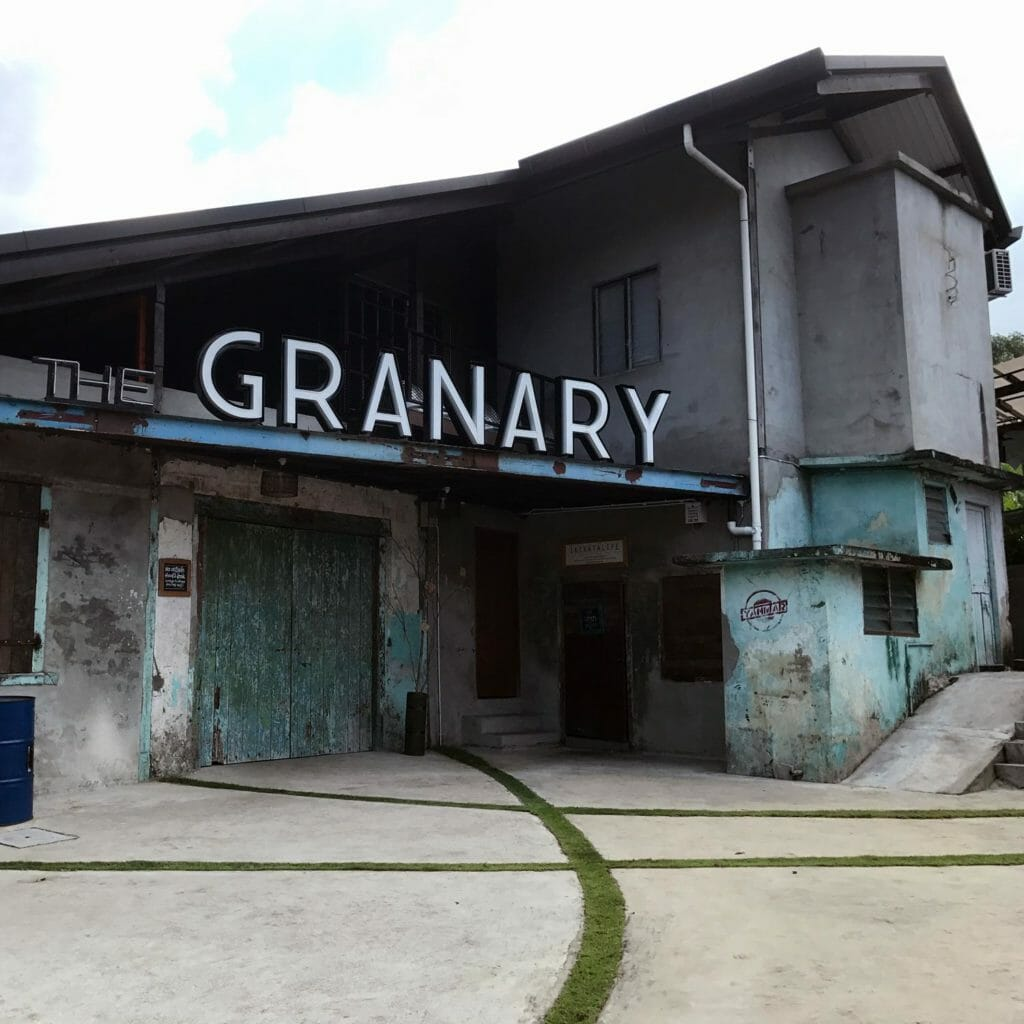 Kuching-The-Granary