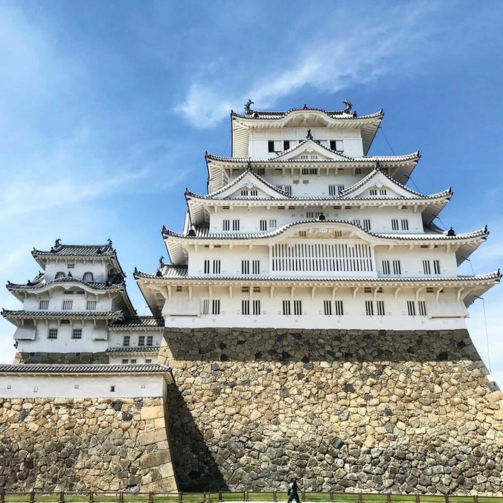 Japan Himeji Castle 01