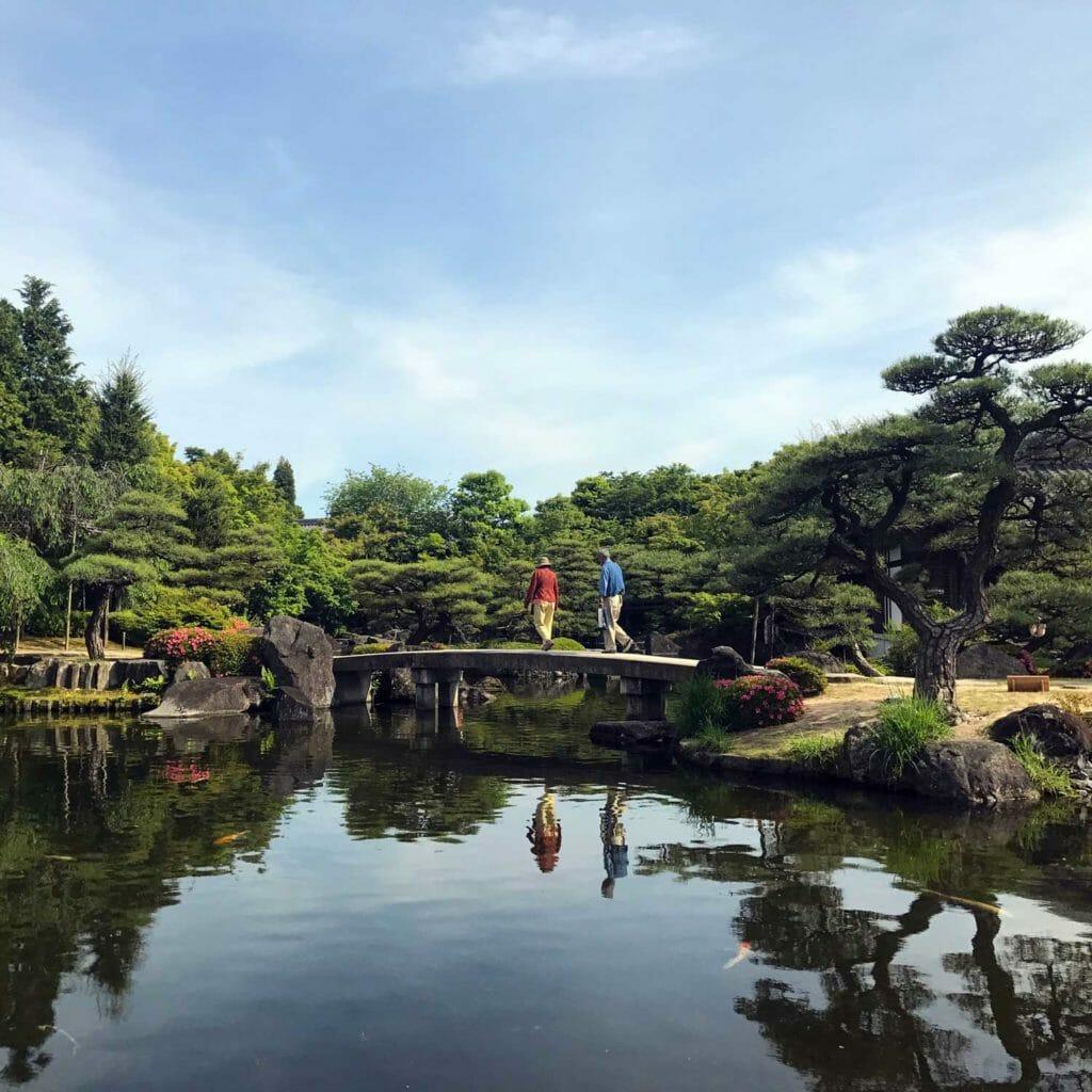 Japan Himeji Garden 01