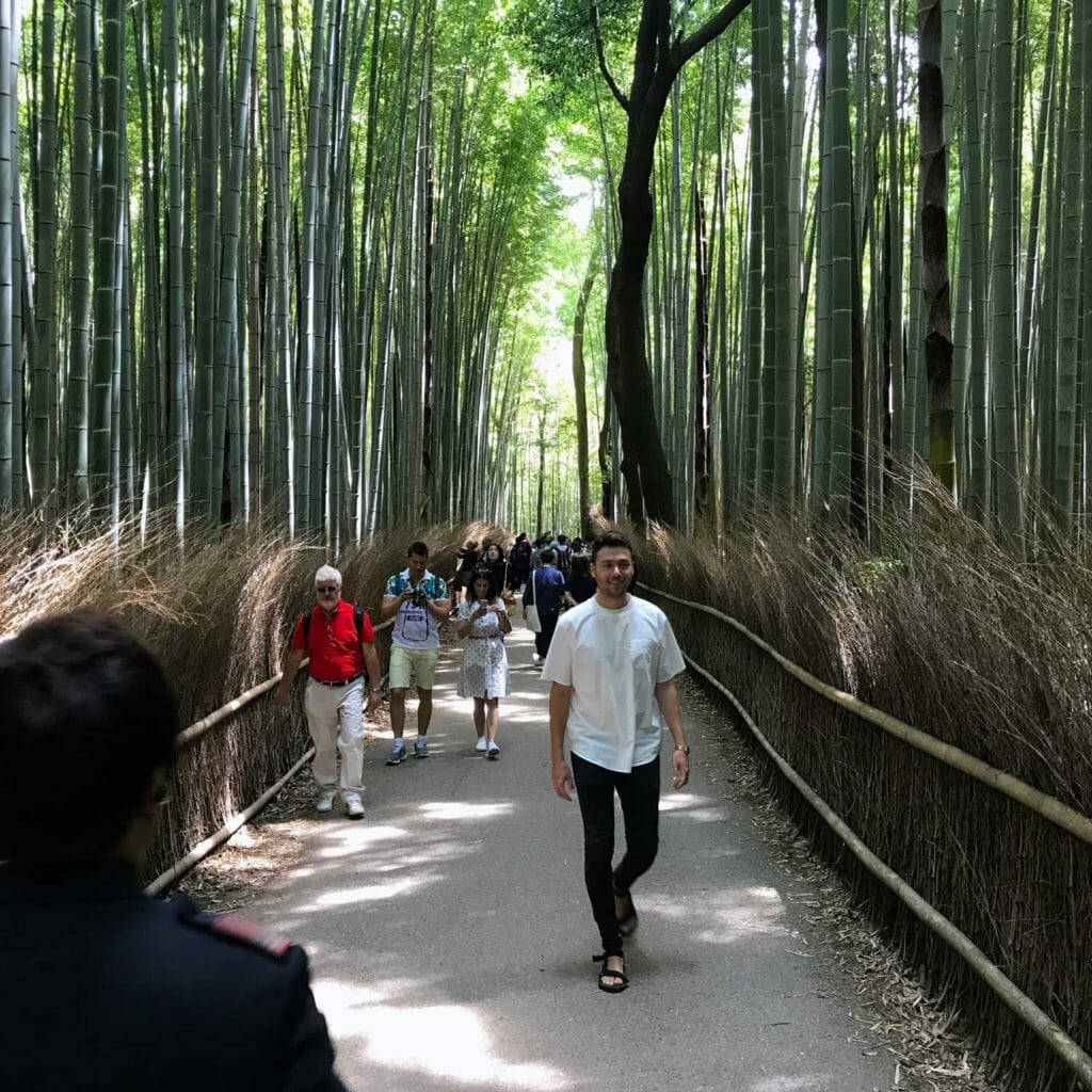 Japan Kyoto Bamboo Forrest 01