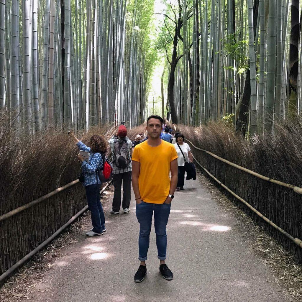 Japan Kyoto Bamboo Forrest 02