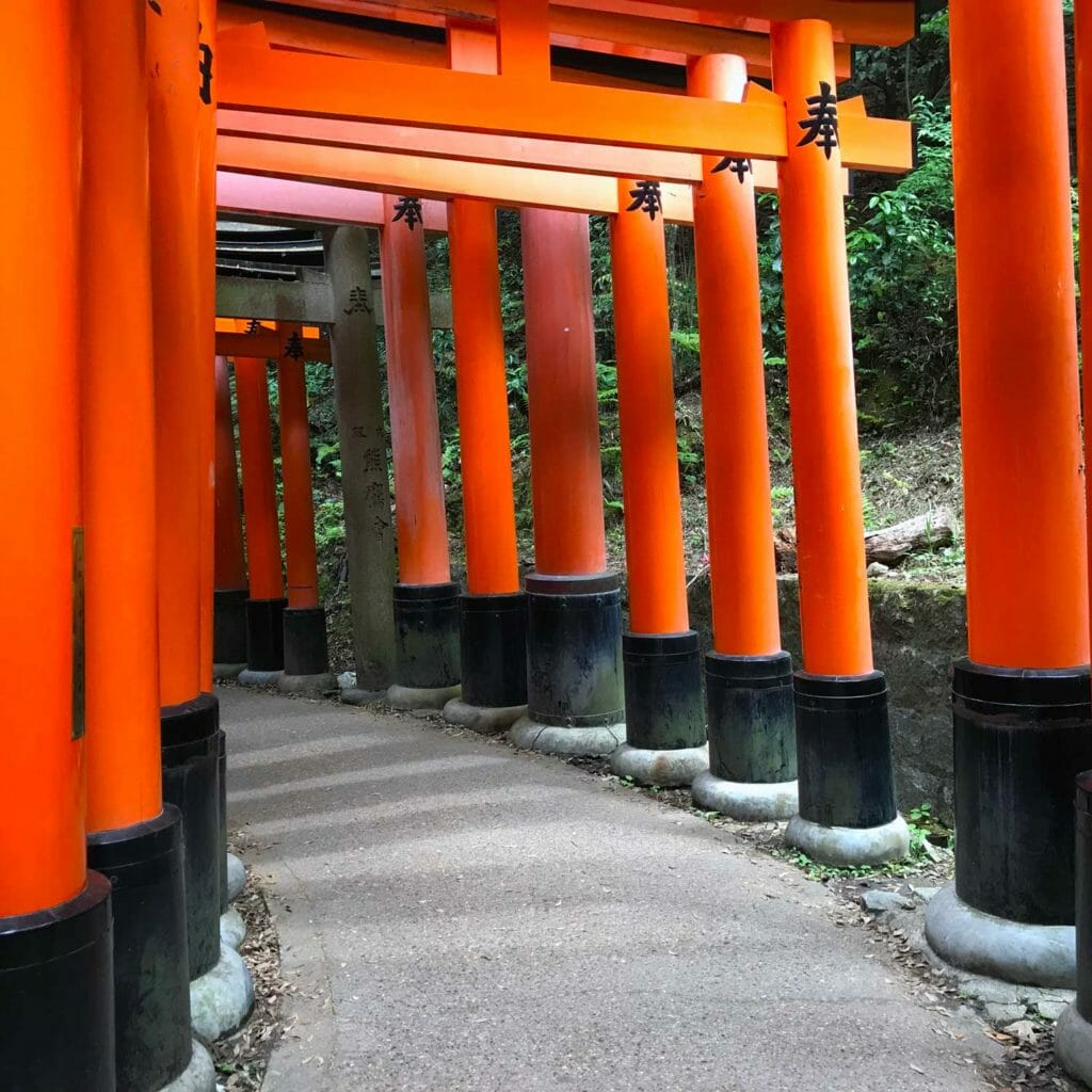 Japan Kyoto Fushimi Inari Shrine 02