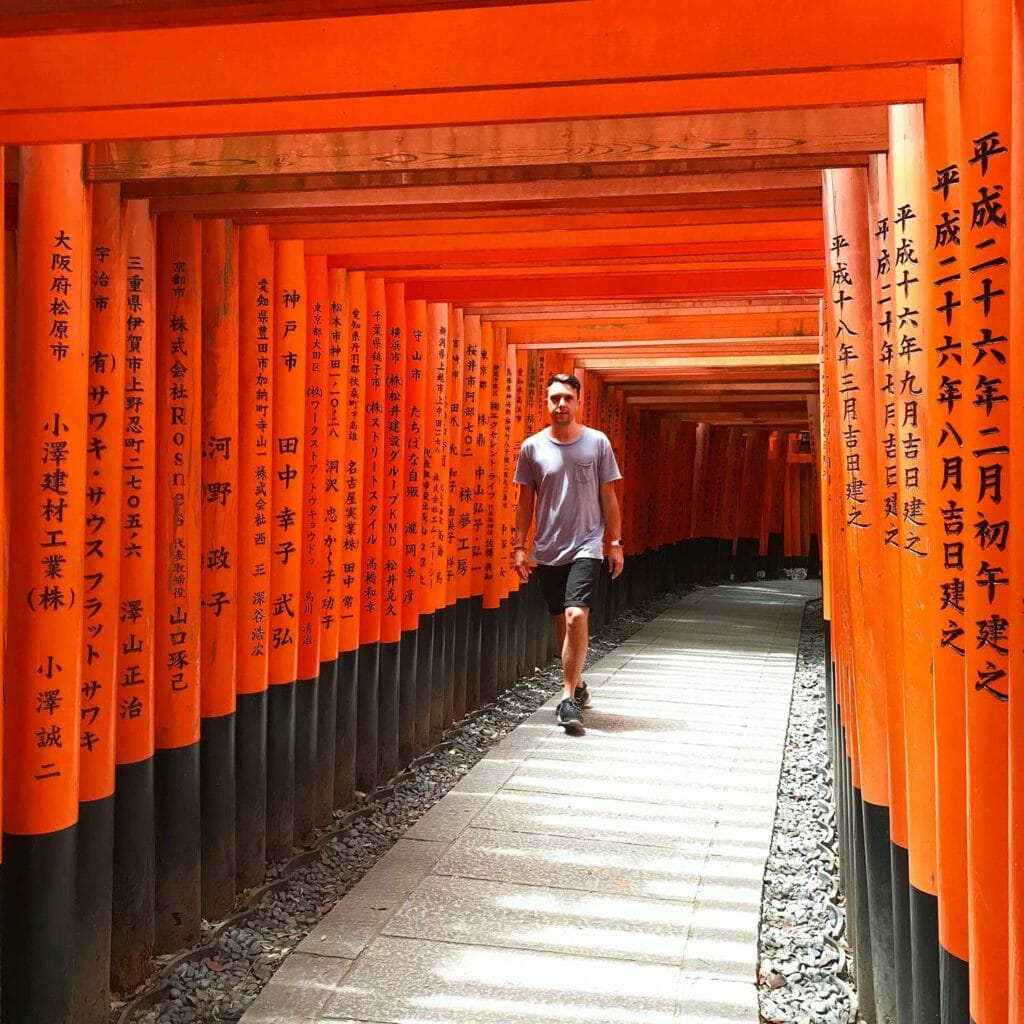 Japan Kyoto Fushimi Inari Shrine 05