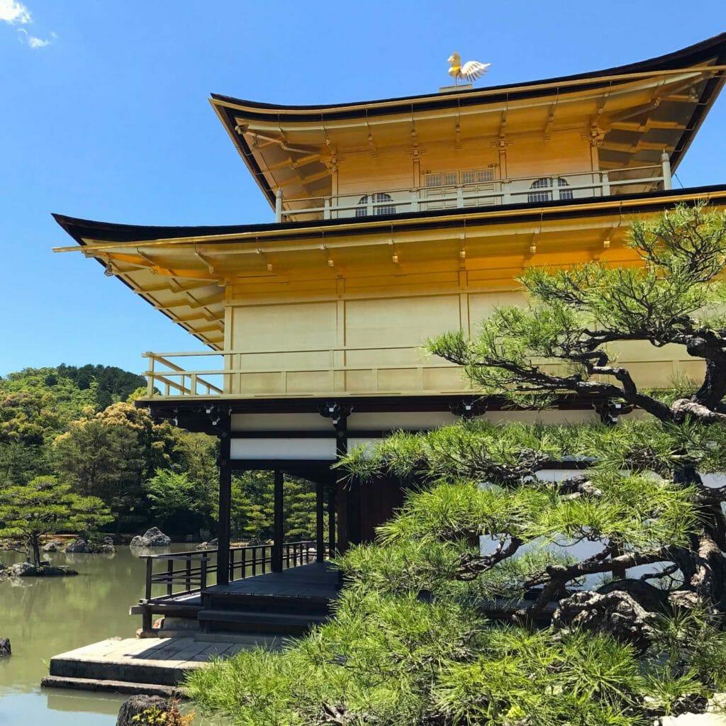 Japan Kyoto Kinkaku Ji 02