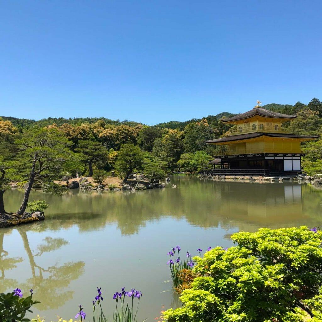 Japan Kyoto Kinkaku Ji 04
