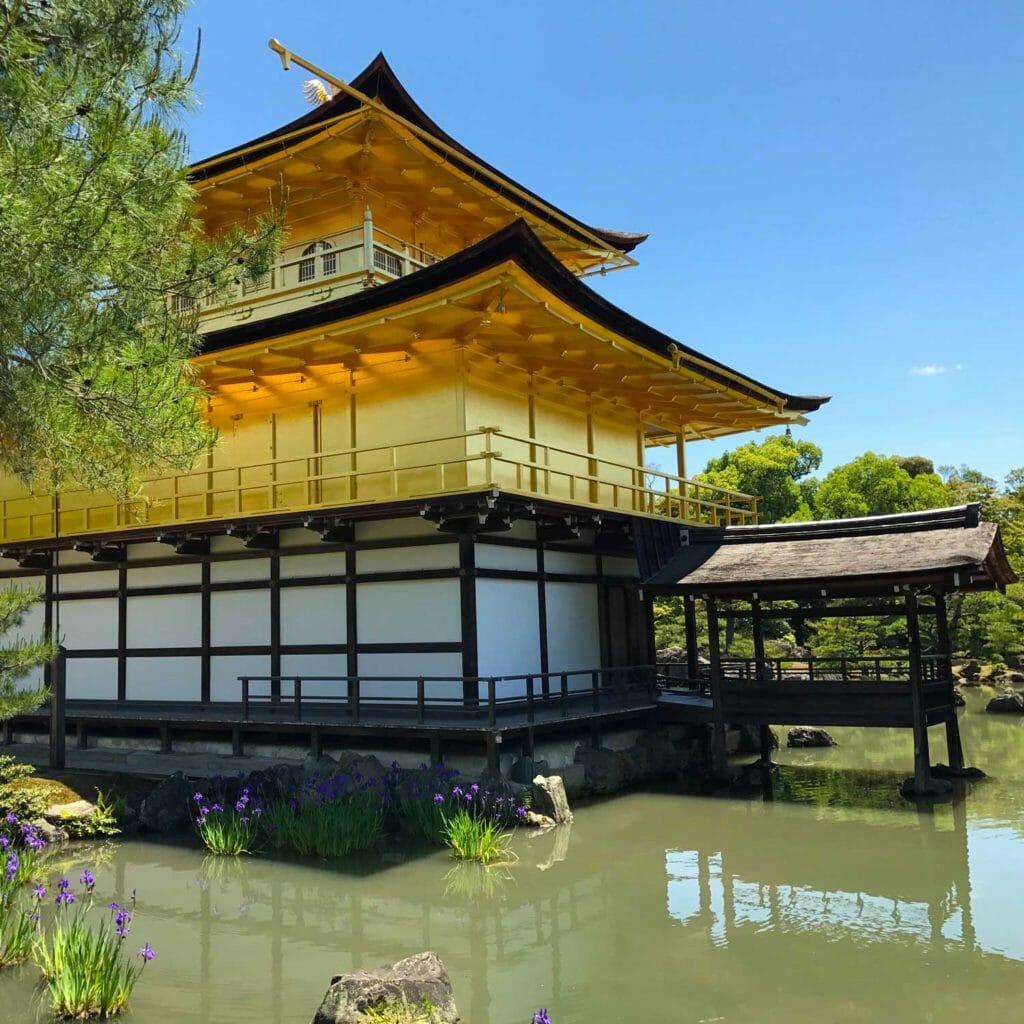 Japan Kyoto Kinkaku Ji 06