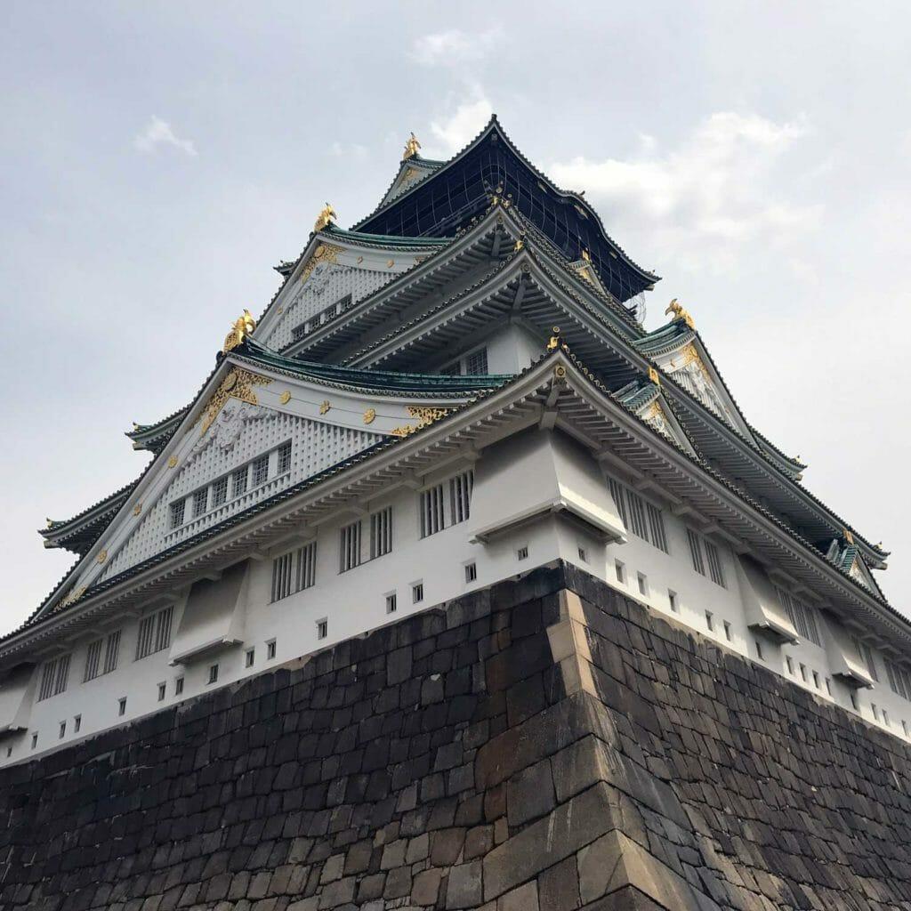 Japan Osaka Castle 02