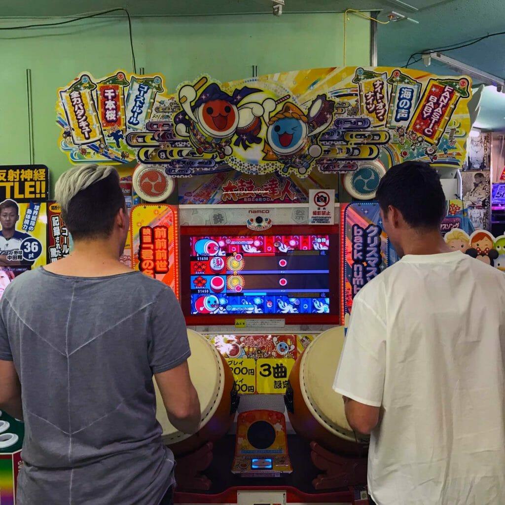 Japan Tokyo Akihabara Games 01
