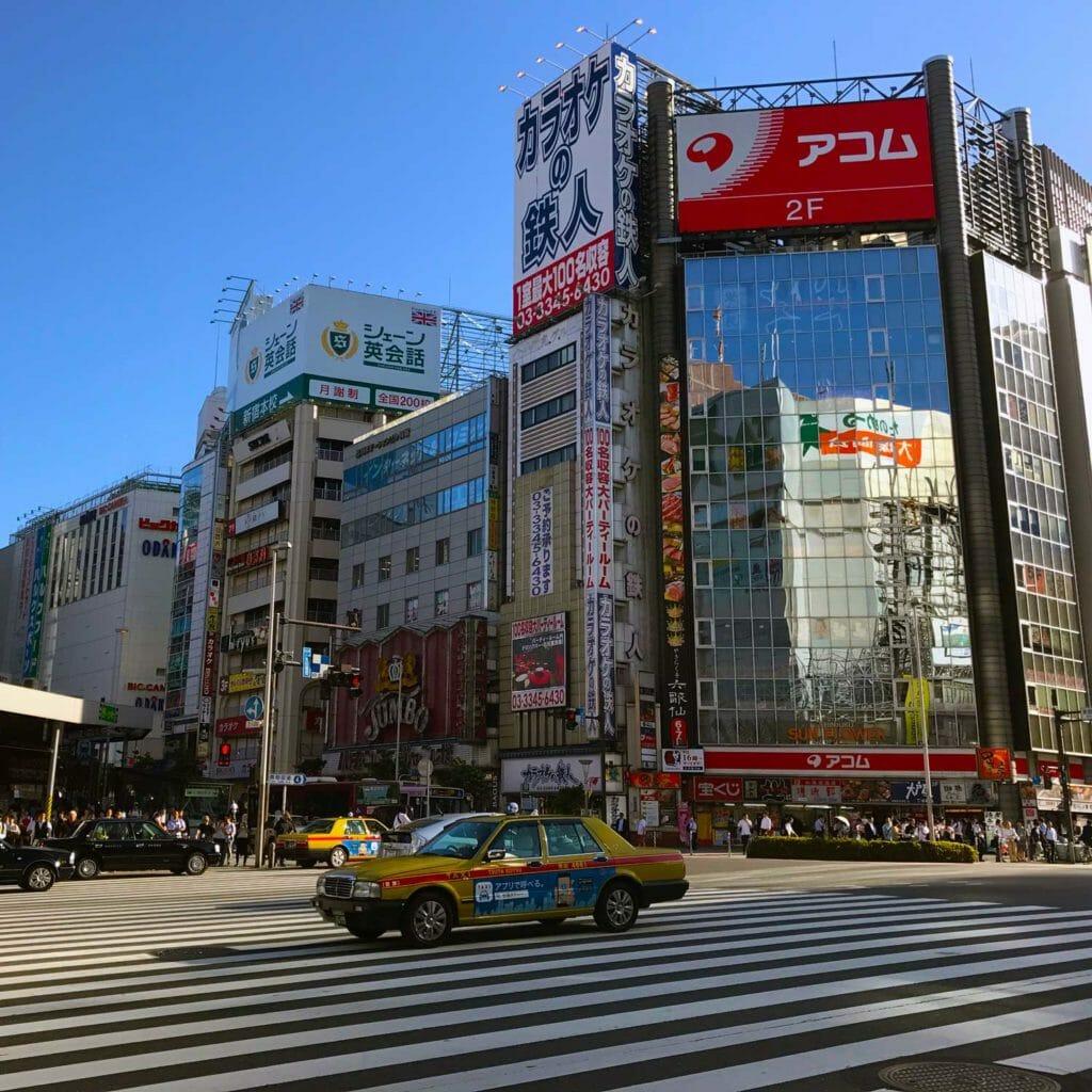 Japan Tokyo Shibuya 01