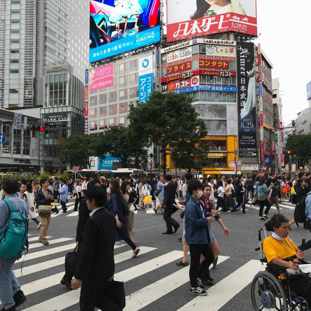 Japan Tokyo Shibuya 02
