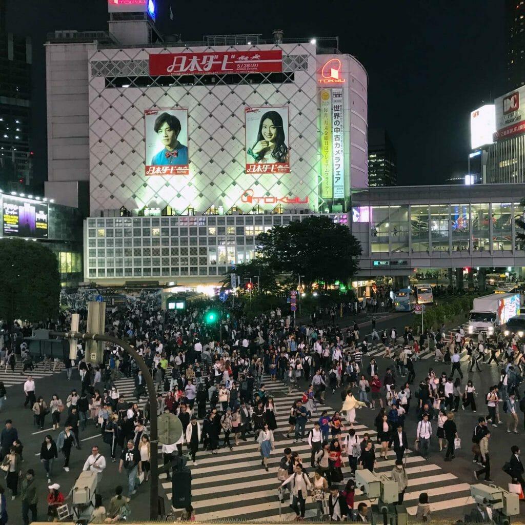 Japan Tokyo Shibuya 03