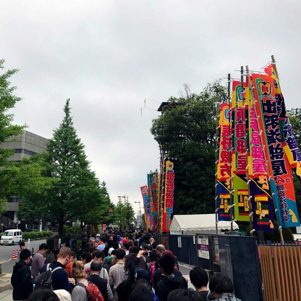 Japan Tokyo Sumo 03