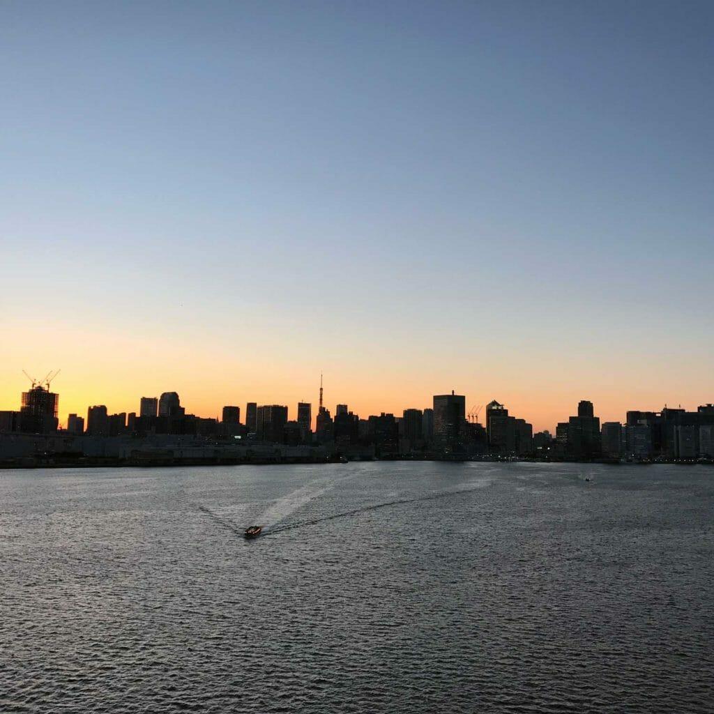 Japan Tokyo View Tokio Bridge