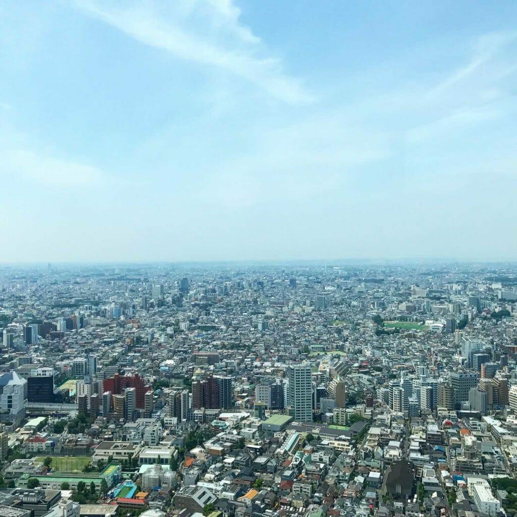 Japan Tokyo View Tokio Tower