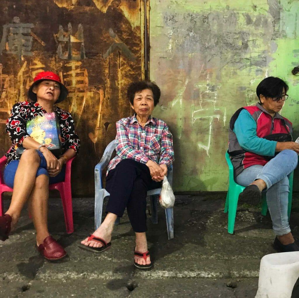 Taiwan Taipei Locals 01
