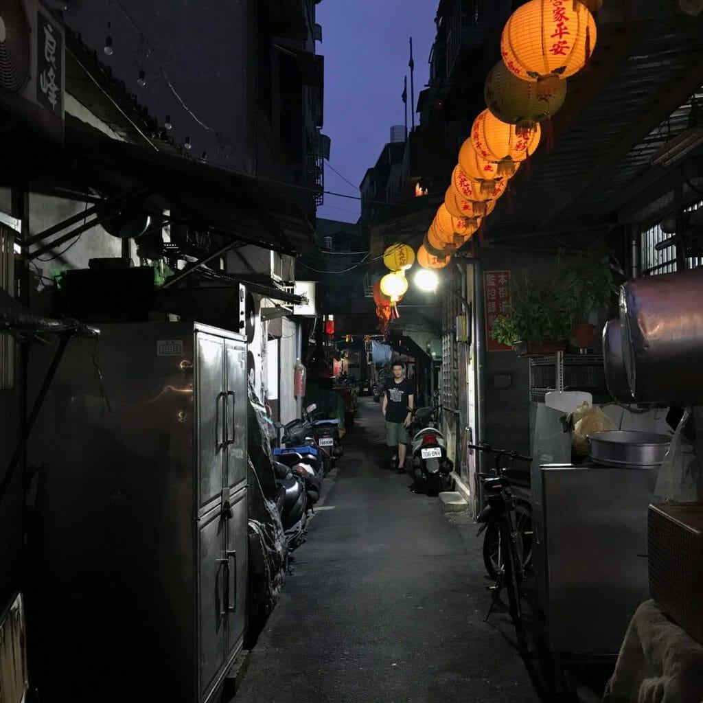 Taiwan Taipei Street View 03