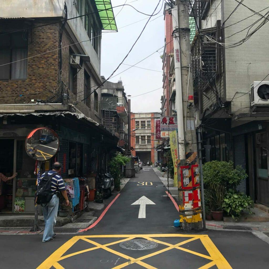 Taiwan Taipei Street View 07