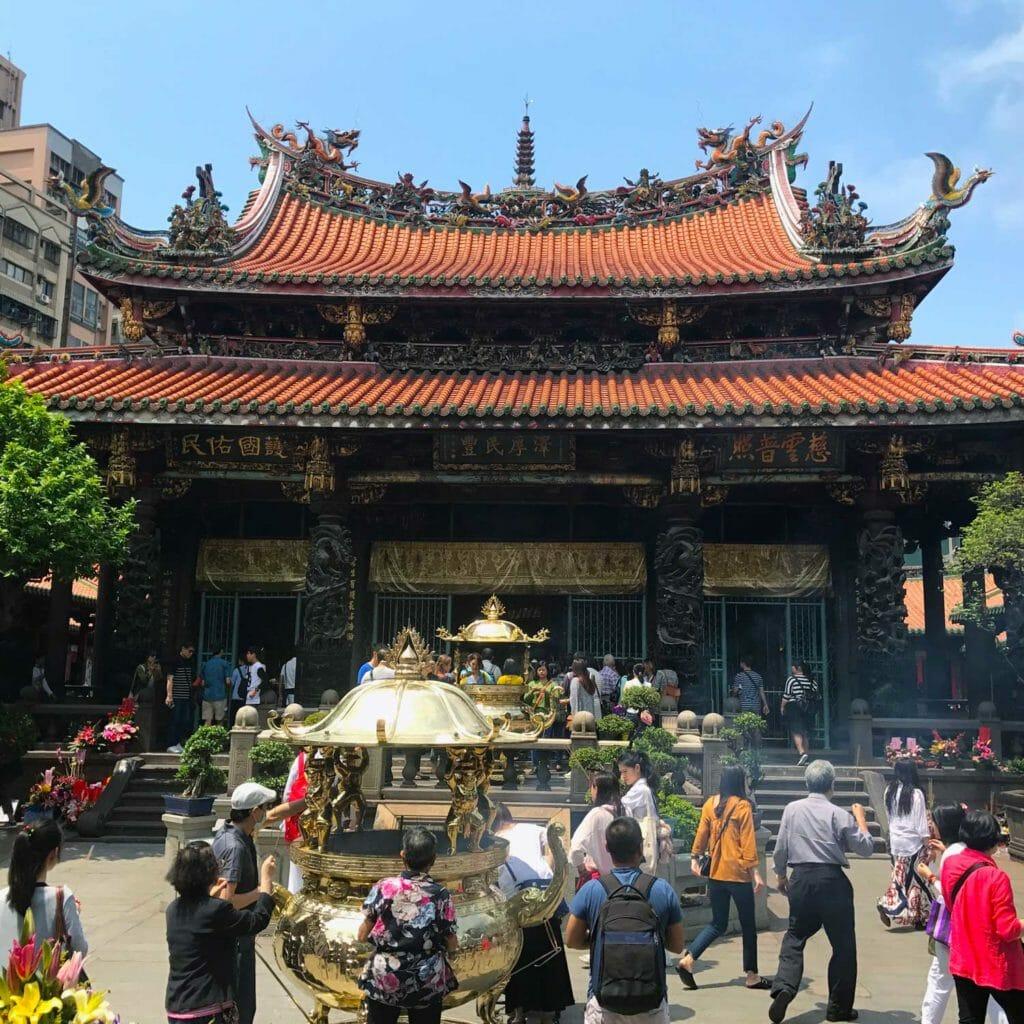 Taiwan Taipei Tempel